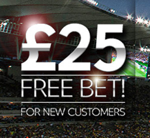 ToteSport – £25 Free Bet Offer