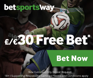 Betway – £30 Free Bet Offer