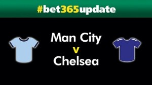 Free £50 in-play Bet Offer for Man City v Chelsea betting