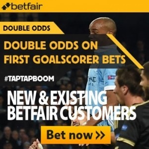 Betfair UEFA Champions League Double Winnings