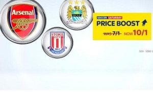 Sky Bet boost Arsenal, Man City and Stoke FA Cup price