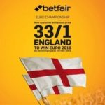 Free £5 bet every time that your Euro 2016 selection wins!