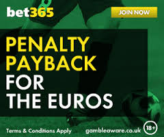 Bet365 Penalty Payback In Play Betting Offer
