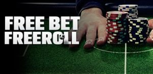 Thursday night Free Sports Bets at Coral Poker