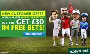 Paddy Power lost stake refund offer on EPL Live matches