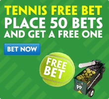Paddy Power launch tennis loyalty Betting Offer