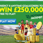 Paddy Power's Hotshot Jackpot struck for 4th time – the pot resets!