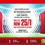 Ladbrokes Price Boost & Insurance for Europa League Final